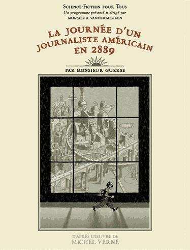 Du journalisme au 29esiècle
