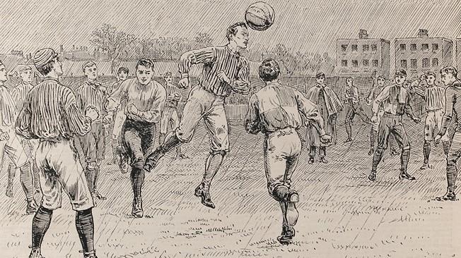 Il était une fois lefootball