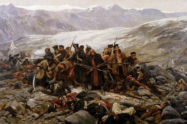 Comment les Anglais ont perdu l'Afghanistan (il y a 170ans)