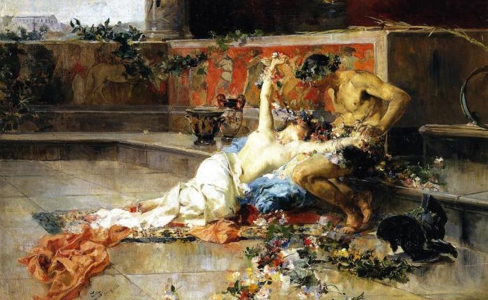 Messaline, femme scandaleuse car femme depouvoir?
